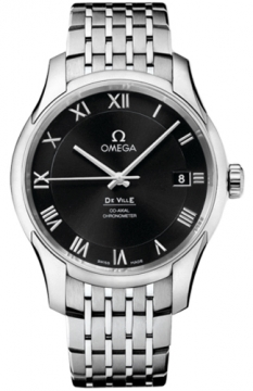 Omega De Ville Co-Axial Chronometer Mens watch, model number - 431.10.41.21.01.001, discount price of £3,740.00 from The Watch Source
