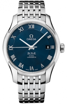 Omega De Ville Co-Axial Chronometer Mens watch, model number - 431.10.41.21.03.001, discount price of £3,960.00 from The Watch Source