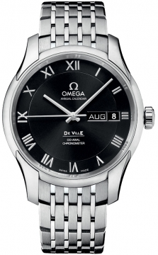 Omega De Ville Co-Axial Annual Calendar Mens watch, model number - 431.10.41.22.01.001, discount price of £6,264.00 from The Watch Source