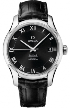 Omega De Ville Co-Axial Chronometer Mens watch, model number - 431.13.41.21.01.001, discount price of £3,355.00 from The Watch Source