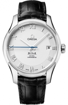 Omega De Ville Co-Axial Chronometer Mens watch, model number - 431.13.41.21.02.001, discount price of £3,355.00 from The Watch Source
