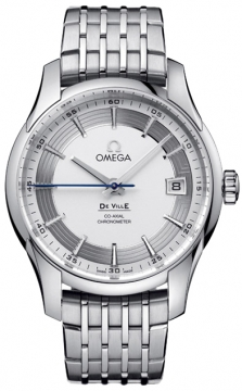 Omega De Ville Hour Vision Mens watch, model number - 431.30.41.21.02.001, discount price of £4,752.00 from The Watch Source