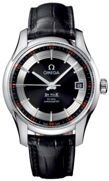 Omega De Ville Hour Vision Mens watch, model number - 431.33.41.21.01.001, discount price of £4,095.00 from The Watch Source