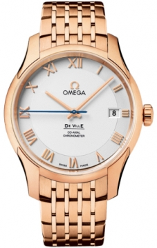 Omega De Ville Co-Axial Chronometer Mens watch, model number - 431.50.41.21.02.001, discount price of £20,016.00 from The Watch Source