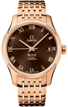 Omega De Ville Co-Axial Chronometer Mens watch, model number - 431.50.41.21.13.001, discount price of £17,935.00 from The Watch Source