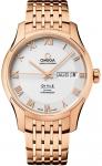 Omega De Ville Co-Axial Annual Calendar 431.50.41.22.02.001 watch