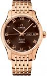Omega De Ville Co-Axial Annual Calendar 431.50.41.22.13.001 watch