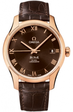 Omega De Ville Co-Axial Chronometer Mens watch, model number - 431.53.41.21.13.001, discount price of £10,413.00 from The Watch Source