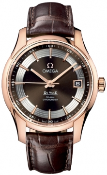 Omega De Ville Hour Vision Mens watch, model number - 431.63.41.21.13.001, discount price of £11,097.00 from The Watch Source