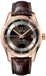Omega De Ville Hour Vision 431.63.41.21.13.001 watch