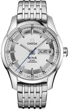 Omega De Ville Hour Vision Annual Calendar Mens watch, model number - 431.30.41.22.02.001, discount price of £6,125.00 from The Watch Source