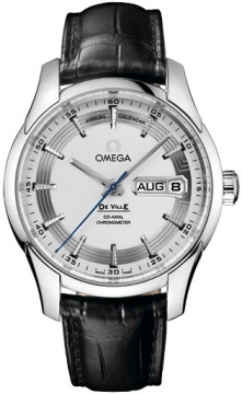 Omega De Ville Hour Vision Annual Calendar Mens watch, model number - 431.33.41.22.02.001, discount price of £5,745.00 from The Watch Source