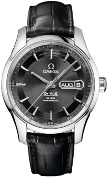 Omega De Ville Hour Vision Annual Calendar Mens watch, model number - 431.33.41.22.06.001, discount price of £6,084.00 from The Watch Source