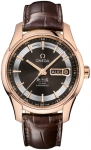 Omega De Ville Hour Vision Annual Calendar 431.63.41.22.13.001 watch