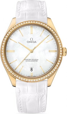 Omega De Ville Tresor Master Co-Axial 40mm 432.58.40.21.05.002 watch