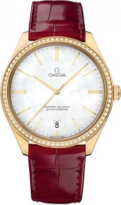 Omega De Ville Tresor Master Co-Axial 40mm 432.58.40.21.05.004 watch