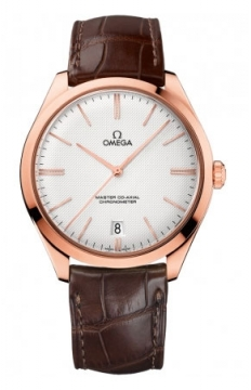 Omega De Ville Tresor Master Co-Axial 40mm Mens watch, model number - 432.53.40.21.02.002, discount price of £8,280.00 from The Watch Source