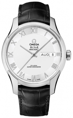 Buy this new Omega De Ville Hour Vision Annual Calendar Co-Axial Master Chronometer 41mm 433.13.41.22.02.001 mens watch for the discount price of £6,120.00. UK Retailer.