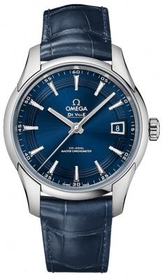 Omega De Ville Hour Vision Co-Axial Master Chronometer 41mm 433.33.41.21.03.001 watch