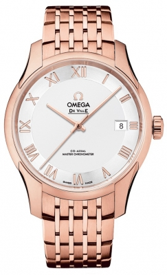 Buy this new Omega De Ville Hour Vision Co-Axial Master Chronometer 41mm 433.50.41.21.02.001 mens watch for the discount price of £20,304.00. UK Retailer.