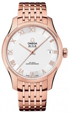 Omega De Ville Hour Vision Co-Axial Master Chronometer 41mm 433.50.41.21.02.001
