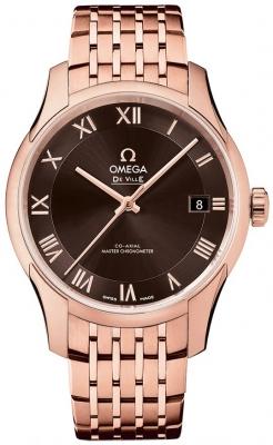 Omega De Ville Hour Vision Co-Axial Master Chronometer 41mm 433.50.41.21.13.001