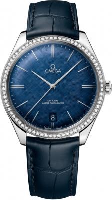 Omega De Ville Tresor Master Co-Axial 40mm 435.18.40.21.03.001 watch