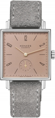 Buy this new Nomos Glashutte Tetra 29.5mm Square 444 ladies watch for the discount price of £1,692.00. UK Retailer.