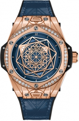 Hublot Big Bang One Click 39mm 465.os.7189.vr.1204.mxm19 watch