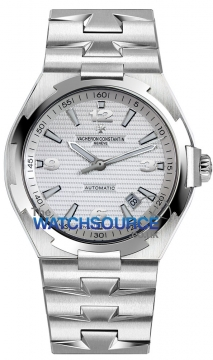 Vacheron Constantin Overseas Automatic 42mm Mens watch, model number - 47040/b01a-9093, discount price of £9,260.00 from The Watch Source