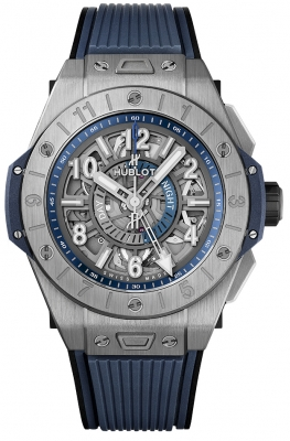 Hublot Big Bang Unico GMT 45mm 471.nx.7112.rx watch