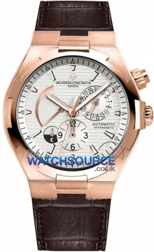 Vacheron Constantin Overseas Dual Time 42mm Mens watch, model number - 47450/000r-9404, discount price of £27,495.00 from The Watch Source