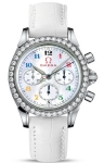 Omega De Ville Co-Axial Chronograph 4876.70.36 Olympic Edition Timeless Collection watch