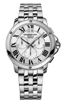 Raymond Weil Tango Mens watch, model number - 4891-st-00650, discount price of £815.00 from The Watch Source