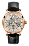 Glashutte Original Senator Moon Phase Skeletonized 49-13-15-15-04 watch