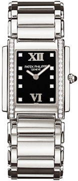 Patek Philippe Twenty-4 Ladies watch, model number - 4910/10a-001, discount price of £8,312.00 from The Watch Source