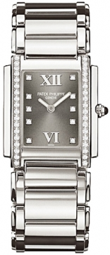 Patek Philippe Twenty-4 Ladies watch, model number - 4910/10a-010, discount price of £8,312.00 from The Watch Source