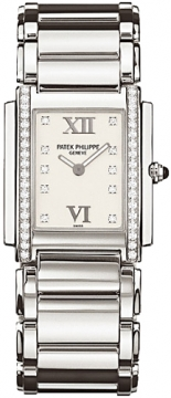 Patek Philippe Twenty-4 Ladies watch, model number - 4910/10a-011, discount price of £8,312.00 from The Watch Source