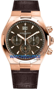 Vacheron Constantin Overseas Chronograph 42mm Mens watch, model number - 49150/000r-9338, discount price of £33,920.00 from The Watch Source