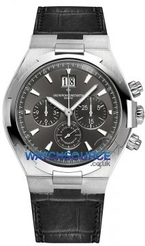 Vacheron Constantin Overseas Chronograph 42mm Mens watch, model number - 49150/000w-9501, discount price of £15,980.00 from The Watch Source
