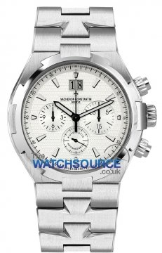 Vacheron Constantin Overseas Chronograph 42mm Mens watch, model number - 49150/b01a-9095, discount price of £16,830.00 from The Watch Source