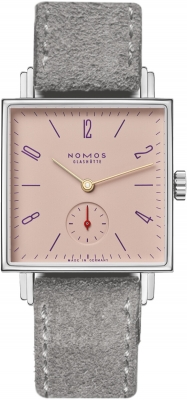 Nomos Glashutte Tetra 29.5mm Square 493 watch