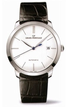 Girard Perregaux 1966 Automatic 38mm Mens watch, model number - 49525-53-131-bk6a, discount price of £9,675.00 from The Watch Source