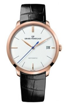 Girard Perregaux 1966 Automatic 41mm Mens watch, model number - 49527-52-131-bk6a, discount price of £9,655.00 from The Watch Source