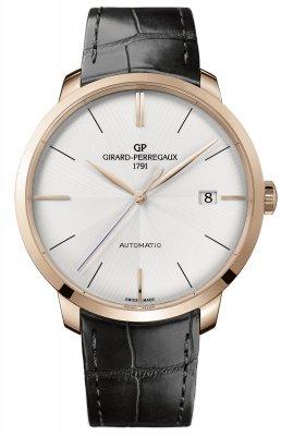 Girard Perregaux 1966 Automatic 44mm 49551-52-131-bb60 watch