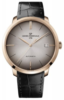 Girard Perregaux 1966 Automatic 44mm 49551-52-231-bb60 watch