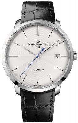 Girard Perregaux 1966 Automatic 44mm 49551-53-131-bb60 watch