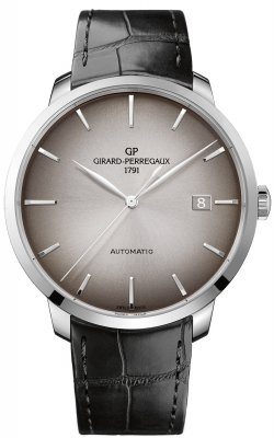 Girard Perregaux 1966 Automatic 44mm 49551-53-231-bb60 watch