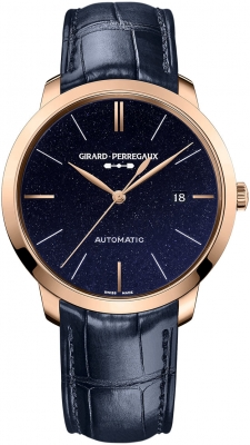 Girard Perregaux 1966 Orion 40mm 49555-52-431-bb4a watch