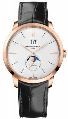 Girard Perregaux 1966 Large Date Moonphase 40mm 49556-52-131-bb6c watch
